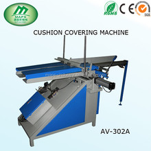 AV-302A shenzhen maps High speed Automatic cushion packing machine,Packing with EPE & stretch film first.