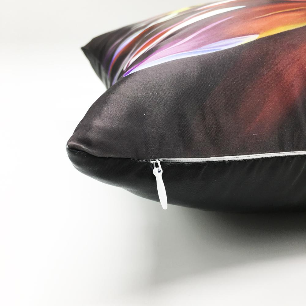 Factory Direct High Quality Custom OEM Digital Printing Satin Pillow Case