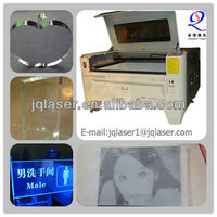 CO2 Non metal Laser Cutting Engraving Machine Price For Fabric Acrylic Board Stone Leather Wood Agent/distributor wanted