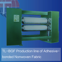 TL-BGF Production Line of Adhesive-bonded Nonwoven/new product line