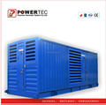 560kw to 2400kw Big Power Container Type Diesel Generator Set