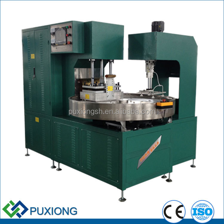 Optional robot arm blister packaging machine