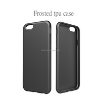 All-round Protective Mobile Phone Cover Matte Bumper Soft tpu Case For iPhone 6/6plus/6s