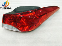 Best quality oem tail lamp for Elantra Avante 2011 auto rear light