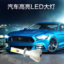 HTAUTO New Innovative Product Ideas 35 W 5000LM 12-24V Motorcycle Headlamp led car headlight bulb Led Headlight Bulb H11