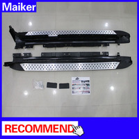 SUV side step for BMW X3 Running board for BMW x3 car accessories from Maiker Auto