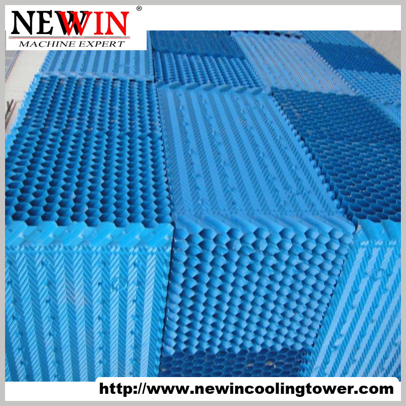 cooling tower filler, Cooling tower PVC sheet fill, Cooling tower filling
