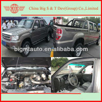 supply CKD/SKD 4x2/4x4 double/single cab gasoline/diesel pickup trucks for sale
