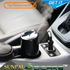 Wholesale Ultrasonic Portable Personal hanging car air freshener