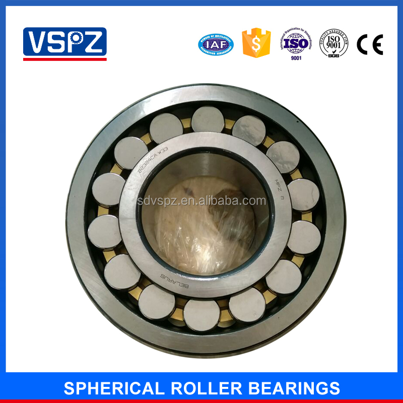 Spherical roller bearings 23126 CCK/W33 3003726 podshipnik size 130*210*64 mm for Papermaking machinery
