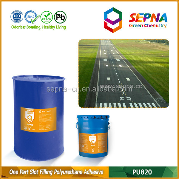 Versatile Polyurethane Joint Sealant for Sealing Concrete Road Joints