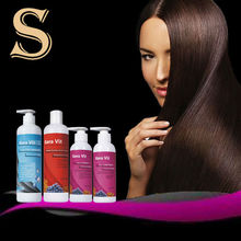 Chinese hair cosmetics italian smoothing collagen keratin hair treatment