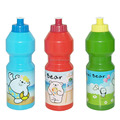 Cheap plastic water bottle for promotion