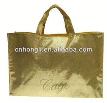 2014 High quality foldable hand bag shopping bags fashionable