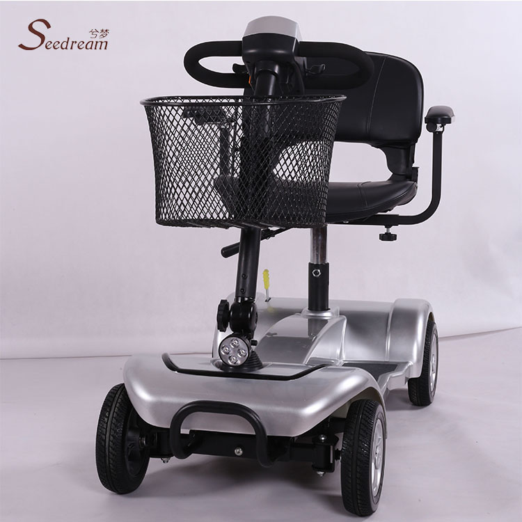 chinese import eec electric three wheel golf mobility scooters for old people