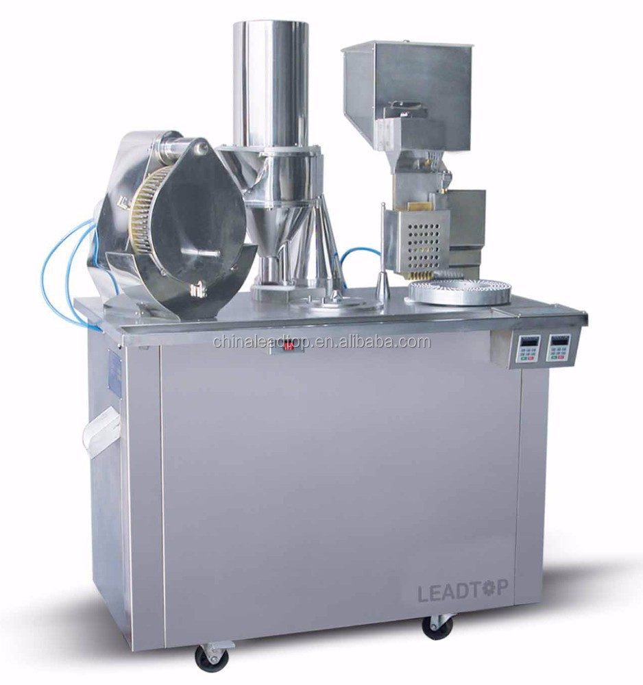 #<strong>00</strong>-5 size Semi Automatic Pharmaceutical Capsule Filling Machine