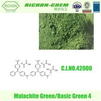 Industrial Chemical for Production Basic Manufacturing Dye C.I. 42000 Malachite Green
