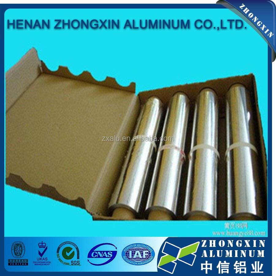 12inch and 10.75inch aluminum foil paper for hamburger/cake / sandwich wrap