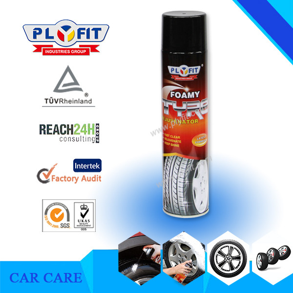Car Wash Tire Foam Cleaning Wheel Cleaner