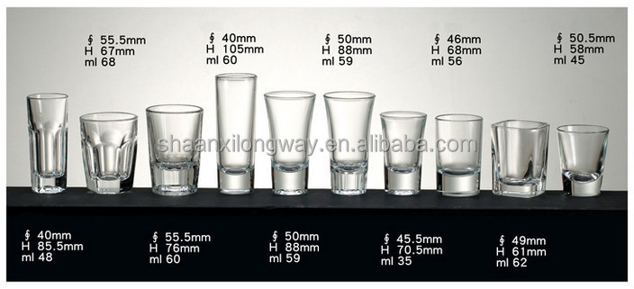 Mouth blown 8oz short cylinder color buble round bottom drinking glass buy shot glass drinking - Square bottom wine glasses ...