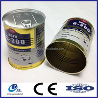 China supplier milk powder tin cans with high quality