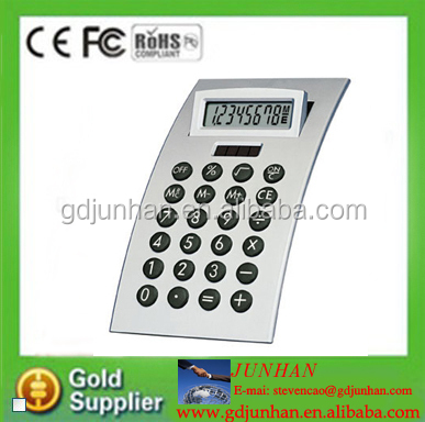 General Purpose 8 Digits Electronic solar Calculator