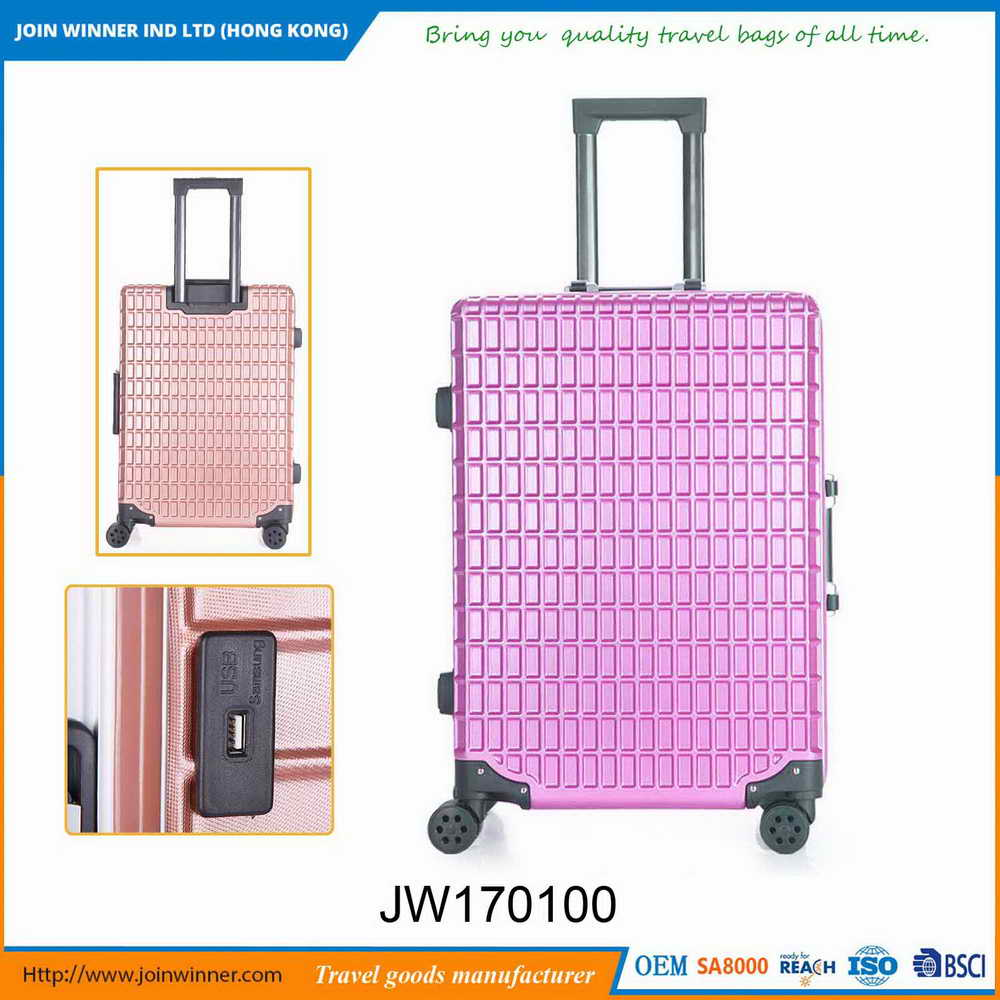 Christmas New Year Best Hardside Suitcase Suppliers In China