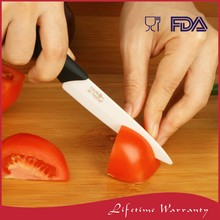 Shenzhen Small Cheap 4 Inch Ceramic Paring Fruit Safety Knife Blade For Vegetables