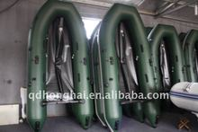 CE 2.7m aluminum inflatable fishing outboard boats