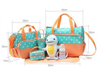 Alibaba China Hot New Products For 2015 Waterproof Baby Diaper Bags, Baby Changing Bag