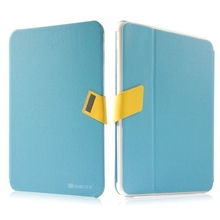 2014 popular products protective flip style tablet cover case for samsung tablet p5200