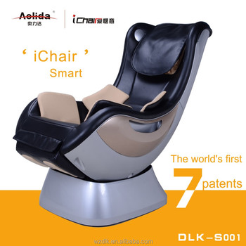 Modern pedicure chair bedroom furniture body massager DLK-S001 CE, ROHS