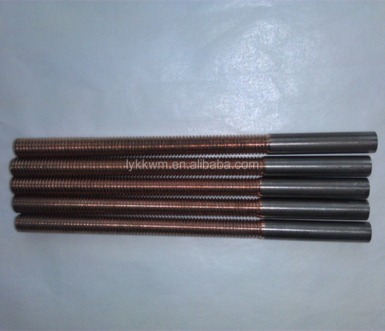 copper tungsten rods