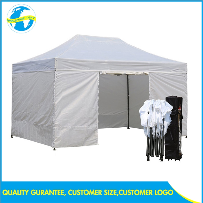 Custom 3x4.5 Ez Exhibition Commercial Tent China