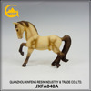 Resin decorative chinese horse sculpture