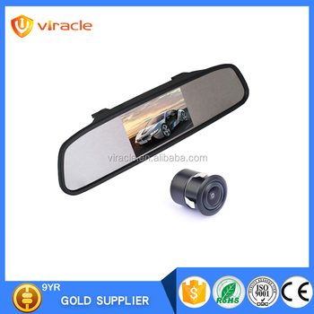 4.3 inch Rear Monitor with Camera Car Rear View System