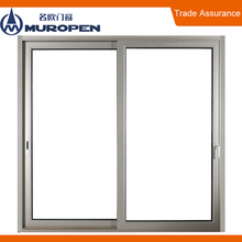 Hot Sale Manufacture Price china manufacturers aluminium frame sliding glass window