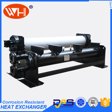 tube and shell condenser water-cooled condenser steam condenser design