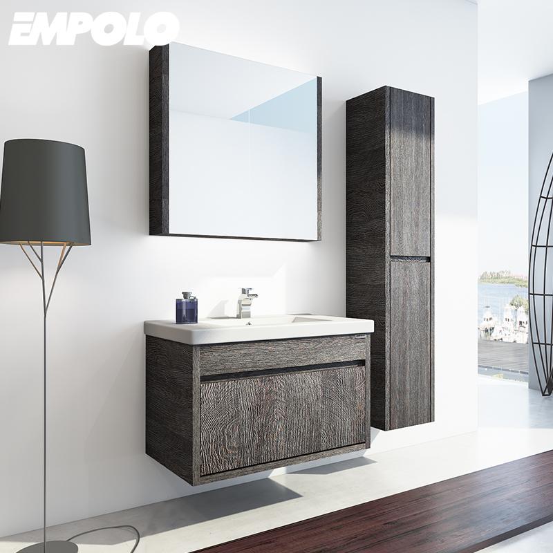 Ec808-76 China Manufacturer Wall Mounted Single Sink Modern Cabinet ...