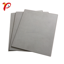 Non Asbestos Calcium Silicate Boards 8mm, Indoor Fireproof Silicate Calcium Board High Density