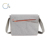 Multifunzionale 13.3 pollice ultralight messenger Shoulder bag, borsa della conferenza