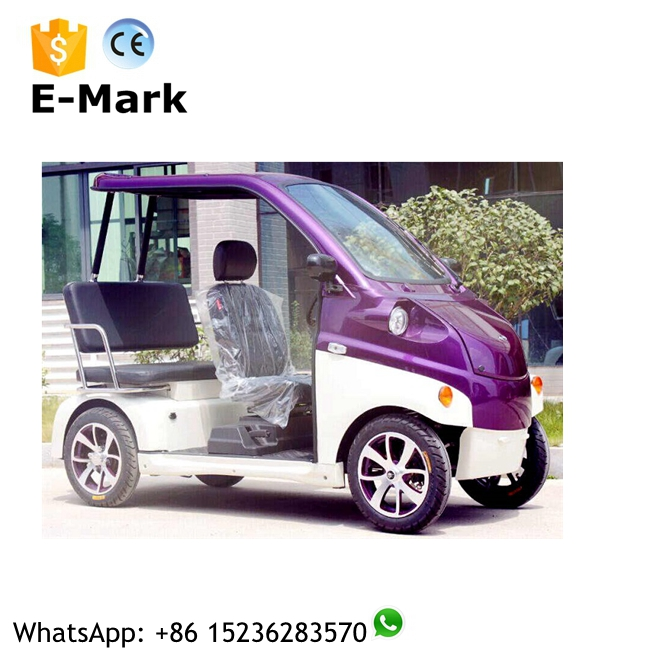 Cheap Electric Sightseeing Car with 3 Seats from China for Sale on Alibaba
