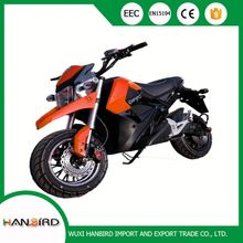 Hub Motor M series 48V to 72V 2000w to 9000w Electric Moped With EN15194 EEC Emark 3C Certificate