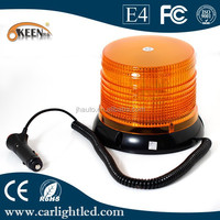 10W Amber Strobe Revolving Led Emergency Light