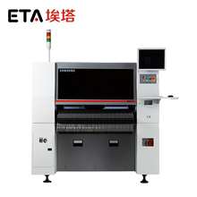 Low Cost LED Pick and Place Machine SMT Samsung Chip Mounter with Factory Supply
