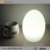 Rechargeable RGB Remote Control Egg Shaped LED Light, LED Table Lamp Color Changing Egg Shaped
