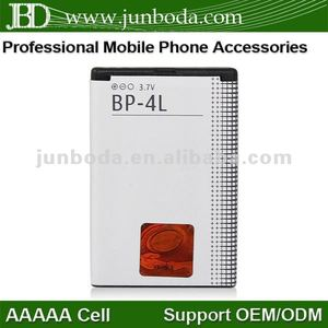 Cell (mobile) phone nokia battery bp-4l for E6-00/ E61i/ E63/ E71/E71x/E72/E72i/E73/E75 wiht high quality