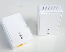 200M Wireless Homeplug Power line networking PLC adapter