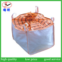 high quality pp woven FIBC packing, polypropylene woven jumbo bag, pp virgin big bag