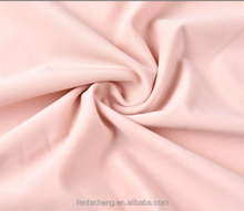 Semi Dull Eco-friendly swimwear cloth material fabric dropshipped by online shop China